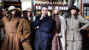 El actor Raoul Bova, en la serie de Sundance TV 'Made in Italy'.