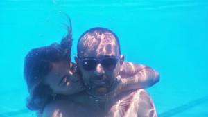 Risto Mejide y Laura Escanes, en una de las últimas imágenes colgadas por el publicista en Instagram.