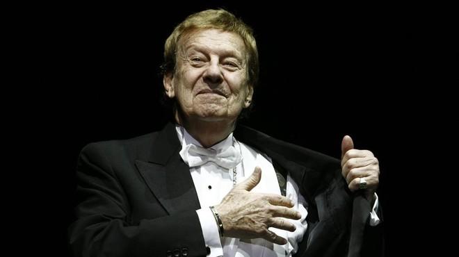 Muere Mariano Mores, leyenda del tango