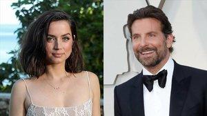 Ana de Armas y Bradley Cooper.