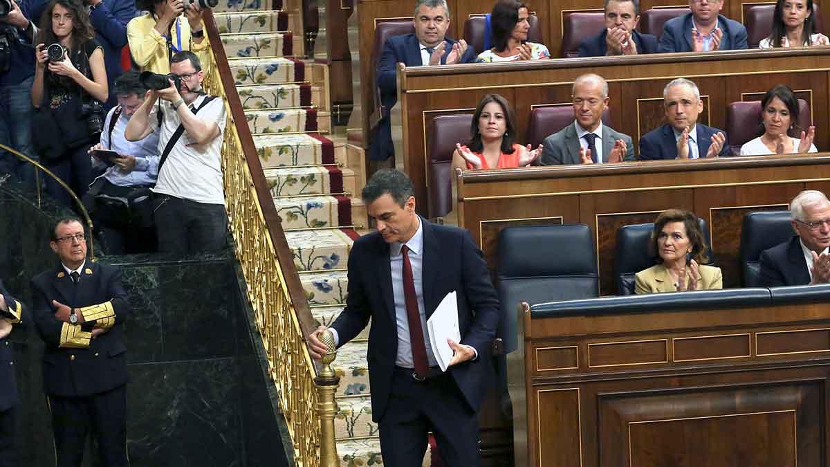 Sánchez espera dar pronto cumplimiento a la exhumación de Franco.
