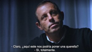 """El abogado de Sandro Rosell interrumpe su entrevista con Évole: """"Nos pueden poner una querella"""""""