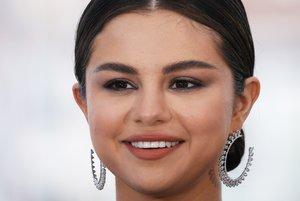 Selena Gomez, el pasado mayo, en el festival de Cannes.