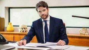 Jon Arias ha trabajado en otras series de TVE como El ministerio del tiempo u Olmos y robles