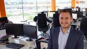 Alfonso Tomás, consejero delegado de PcComponentes.