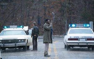 Una imagen de la tercera temporada de la serie True Detective.
