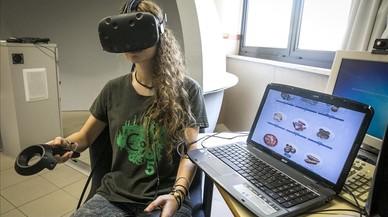 Realidad virtual para tratar la bulimia y la anorexia