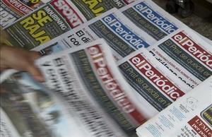 EL PERIÓDICO es el diario de información general que más sube, un 2,4%