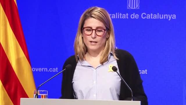 """La Generalitat acusa el Govern de """"trencar el diàleg"""""""
