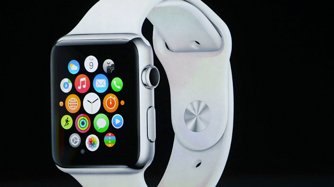 Presenta Watch Apple Reloj Primer Su InteligenteEl KJTu1c3lF