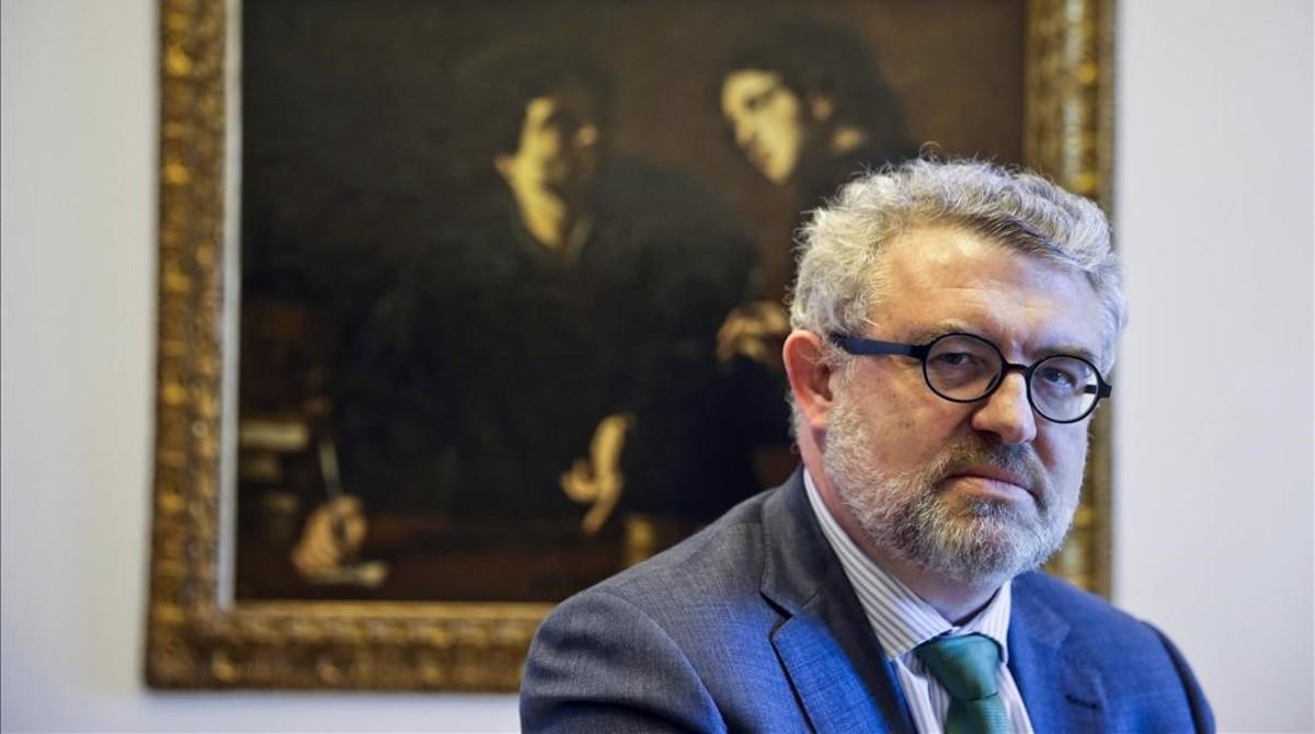Miguel Falomir, sustituirá a Miguel Zugaza en la dirección del Museo del Prado.