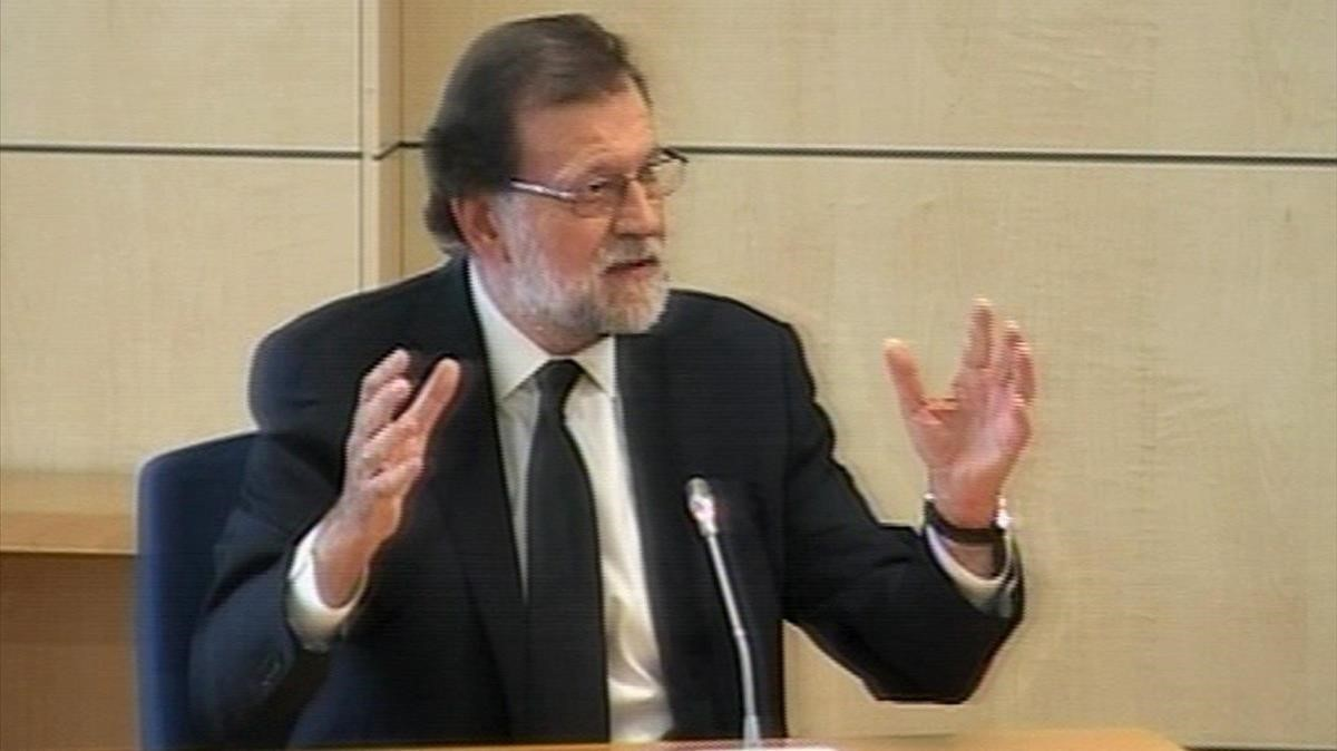 Caso Gürtel: El tribunal cuestiona la credibilidad del testimonio de Rajoy