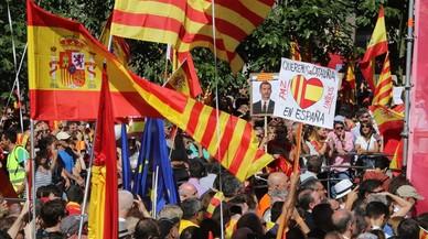 zentauroepp40463660 barcelona 08 10 2017 politica manifestacion unionista en l171008183513