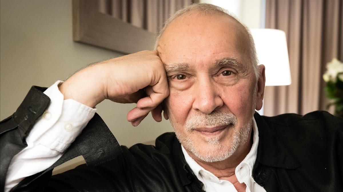 Frank Langella, en el festival de Sitges.