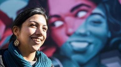 Zurik: «En Colombia no tenía futuro como grafitera»