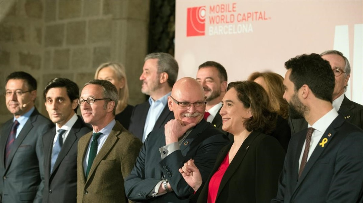 Barcelona es conjura per defensar el Mobile World Congress