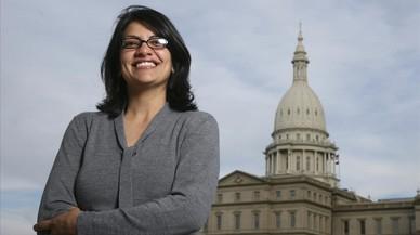 Rashida Tlaib: la primera musulmana que arribarà al Congrés dels EUA