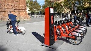 Sindicats i empresa arriben a un preacord per evitar la vaga de Bicing de Barcelona