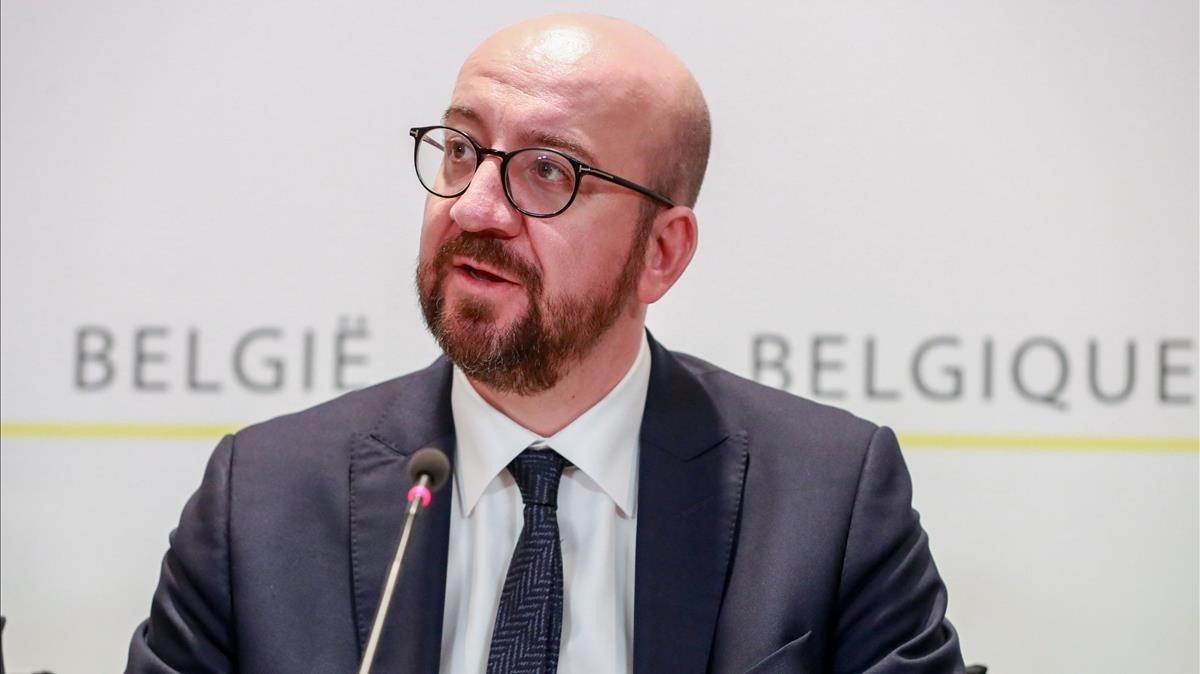 El pacte migratori trenca la coalició de Govern a Bèlgica