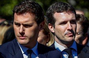 Navarra reforça el 'no' del PP i de Cs a Sánchez