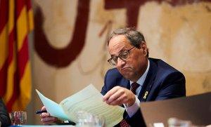 Conflicte en el Govern i el Parlament pel pressupost de la Cambra