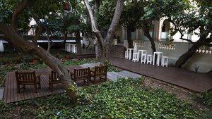 7 jardins secrets a Barcelona