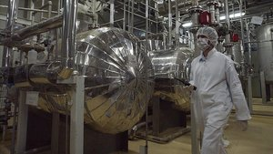 L'Iran assegura que ja pot enriquir urani en qualsevol percentatge