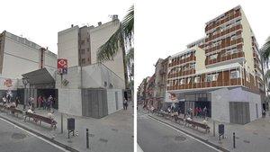 Tetris, la Barcelona que ve
