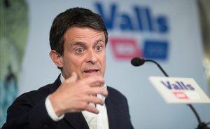 Valls alerta Ciutadans sobre pactes amb Vox