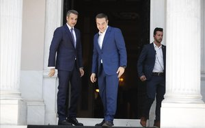 Derrota i victòria de Tsipras