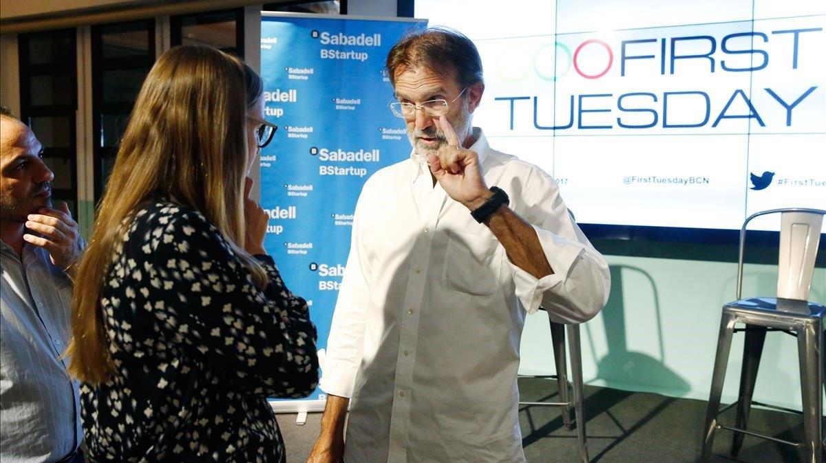 El inversor Luis Martin Cabiedes