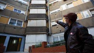 Alerta a Badia del Vallès pel deteriorament dels edificis