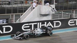 Fórmula 1. GP d'Abu Dhabi en directe 'online'