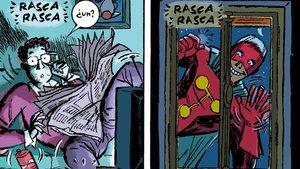 'El vecino', el superheroi de còmic que viu al costat