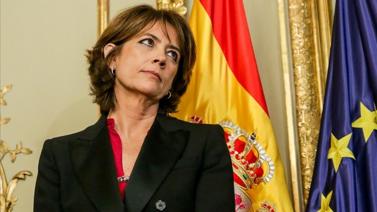 Dolores Delgado i els 2.553 fiscals