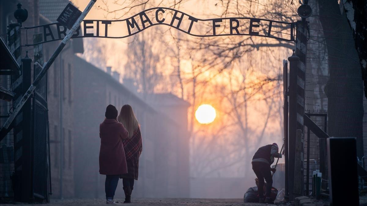 Auschwitz, l'encarnació del mal