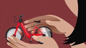 El miedo a no encontrar bici