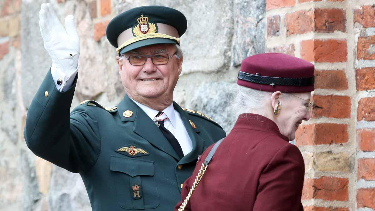 Mor el príncep Enric de Dinamarca, marit de la reina Margarida II