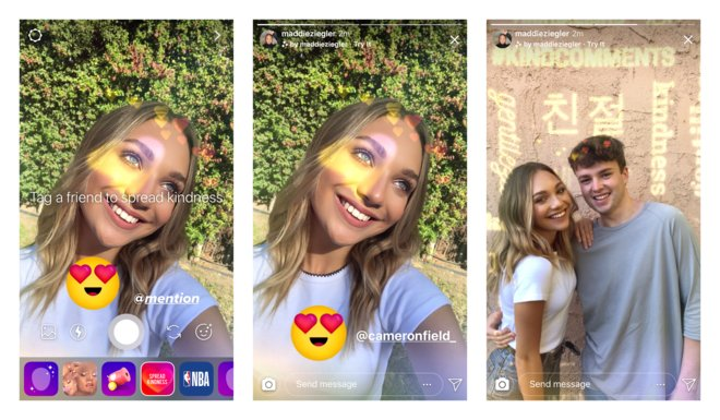 Instagram detecta 'bullying' en fotos
