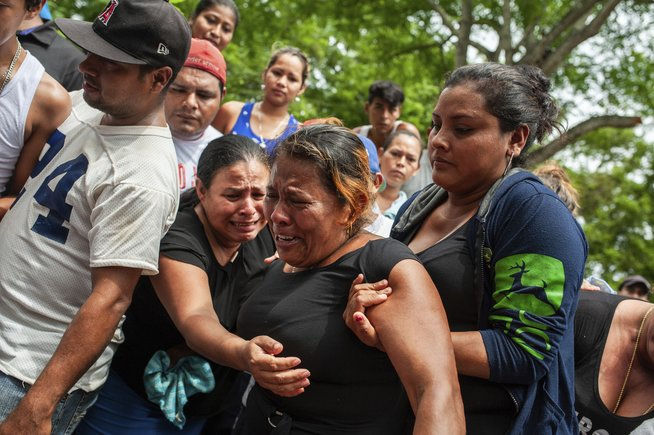 Nicaragua: Condenan a más de 20 años a cuatro estudiantes por protestar contra Ortega