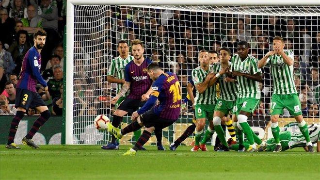 Bartomeu quiere renovar a Messi