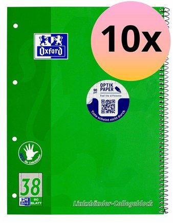 Cuadernos zurdos