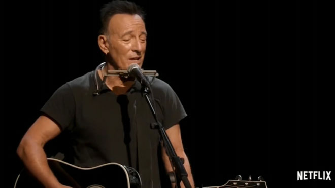 Netflix emetrà 'Springsteen on Broadway' el 16 de desembre