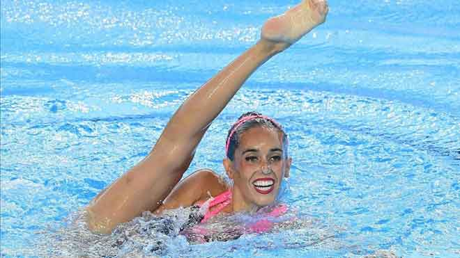 Ona Carbonell renuncia als Jocs de Tòquio 2020 per bolcar-se en la seva família