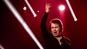 Raphael, en una actuación.