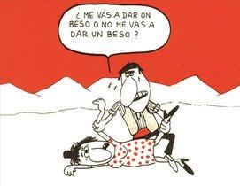Las mejores viñetas de Gila contra la violencia machista