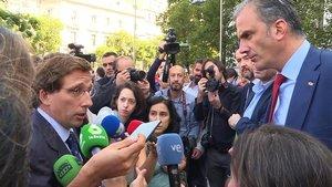 L'Ajuntament de Madrid retarda el ple de Pressupostos per falta d'acord amb Vox
