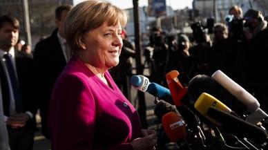 Las discrepancias entre Merkel y Schulz encallan las negociaciones para formar gobierno en Alemania