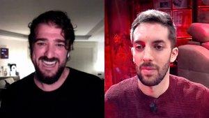 """Antonio Orozco, en 'La resistencia': """"Siento como si mi carrera dependiera de esta entrevista"""""""
