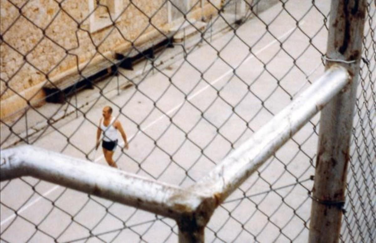 Antonio Tejero en la carcel